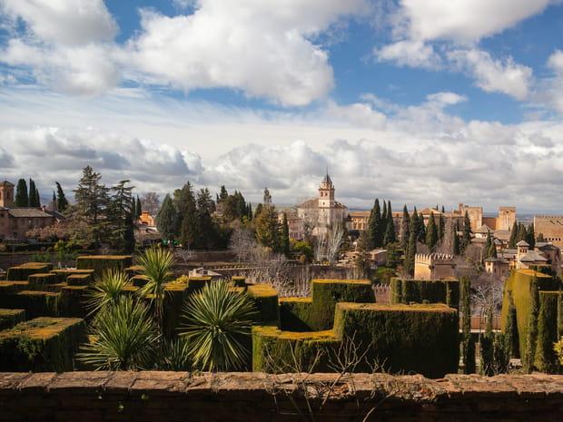 Les plus beaux sites à voir en Andalousie
