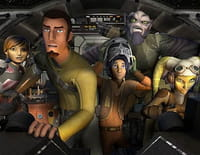 Star Wars Rebels : Le faiseur d'ailes