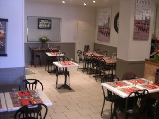 Friterie Brasserie De La Place  - INTERIEUR  -