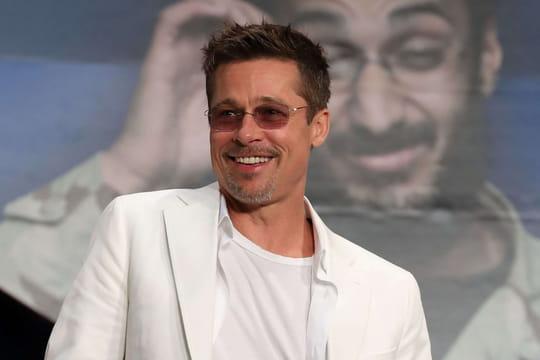 Brad Pitt devient présentateur météo en réponse à Donald Trump