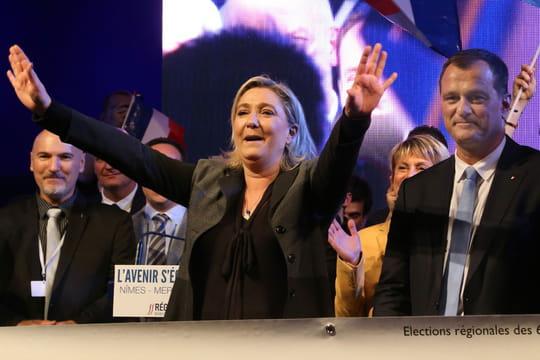 Résultats des régionales: le FN devant LR et le PS