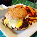 Plat : La Solette  - Burger -   © la solette