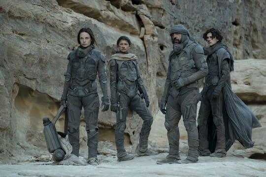 Dune: nouveau trailer spectaculaire pour le film, quelle date?