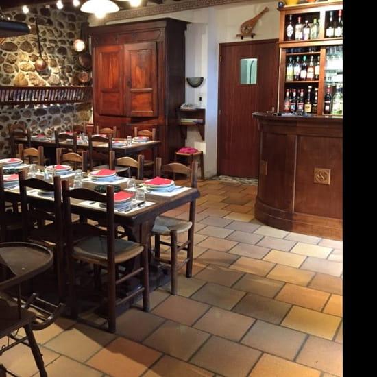 Restaurant : L'Auberge Basque