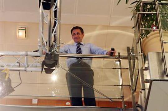 Election UMP: leprogramme deNicolas Sarkozy,nouveau président