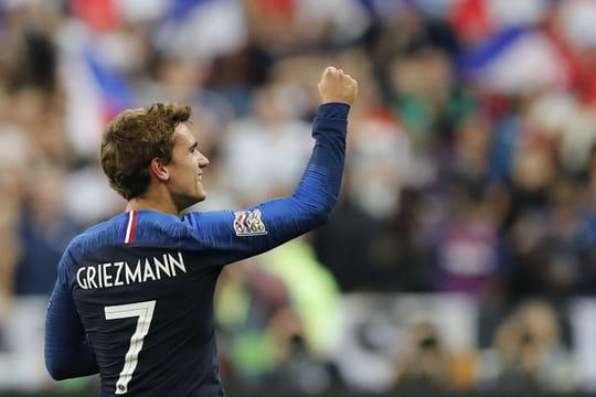 Ligue des nations: le classement du groupe de la France, le programme