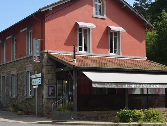 Le Nezel Restaurant  - le restaurant -   © bdco