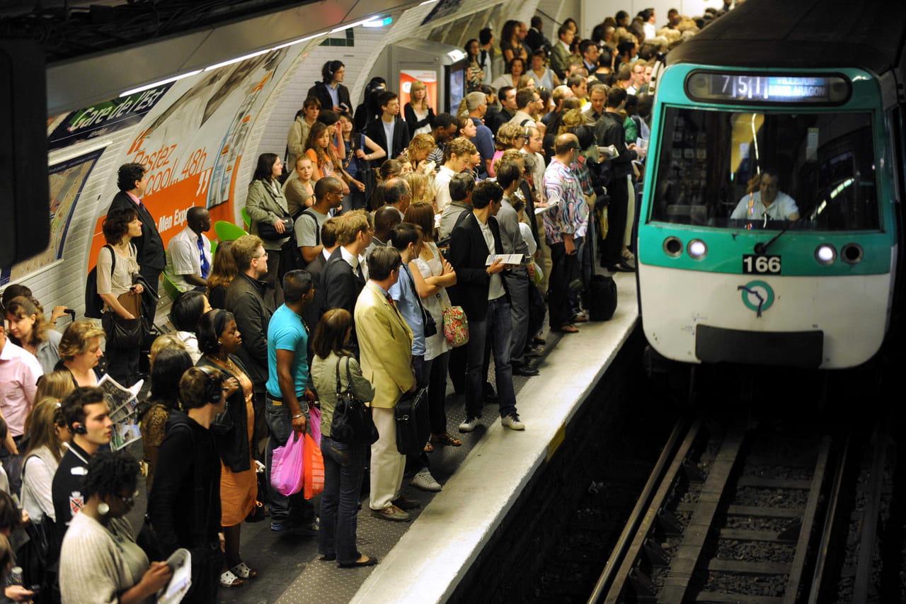 Grève RATP SNCF: des perturbations dans les métros et RER lundi 17février