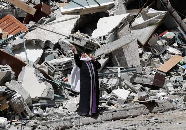 Les images choc des affrontements Palestine / Israël
