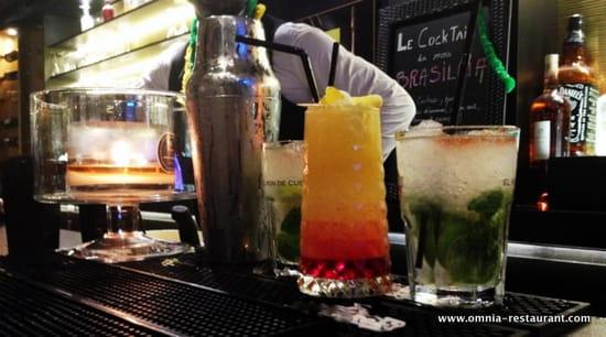 Omnia  - Bar - Cocktails -   © omniarestaurant