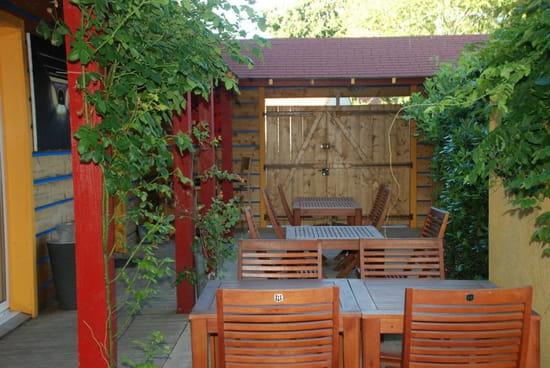 Scaramouche  - le patio -
