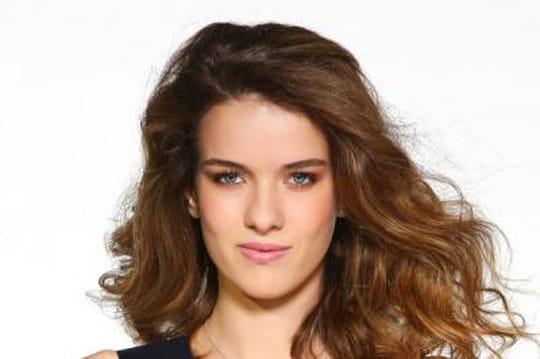 Aurore Peron (Miss Pays de Savoie) : elle veut faire du cinéma d'animation