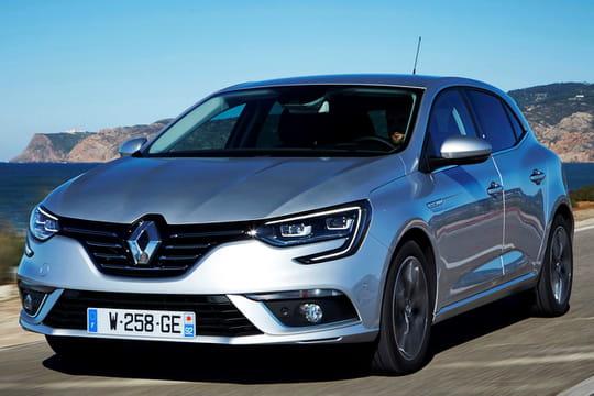 Nouvelle Renault Mégane 4: que vaut la série Limited?