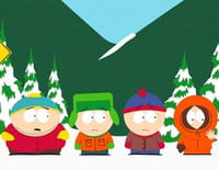 South Park : Tampons en cheveux de Cherokee