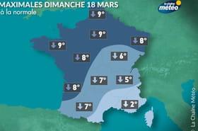 Neige et froid en France: baisse sensible des températures [Prévisions météo]