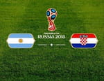 Football - Argentine / Croatie