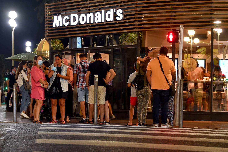 Fast-foods et confinement: McDo, Burger King... comment ça marche?
