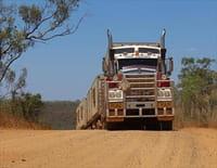 Routiers de l'Outback : Le coeur rouge de l'Australie