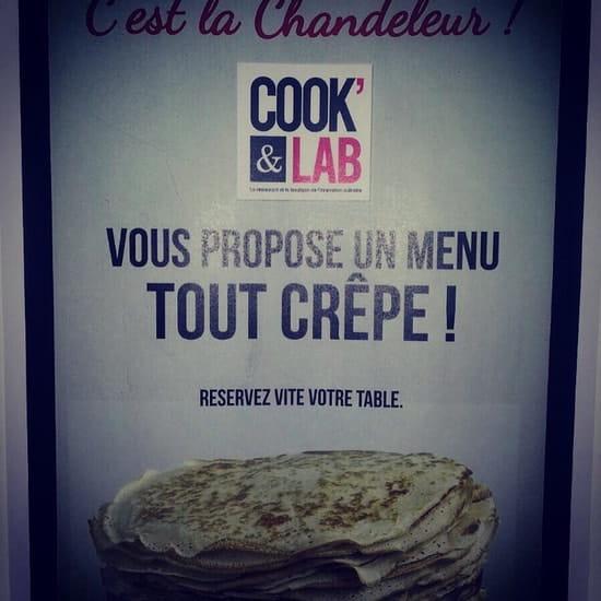 Restaurant : Cook Lab.