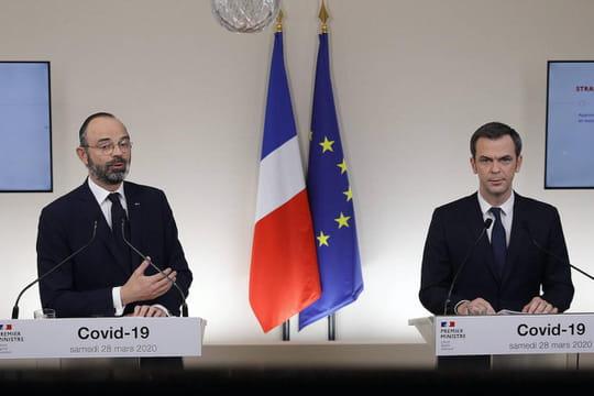 DIRECT. Coronavirus en France: plus de 2300morts, un nouveau discours inquiétant d'Édouard Philippe
