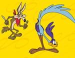 Bip Bip et Vil Coyote