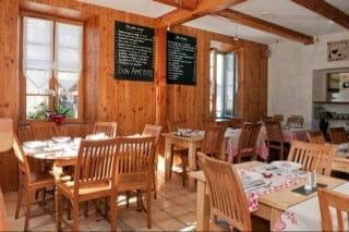 Restaurant : Les Tables de la Fontaine