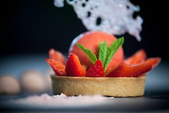 Restaurant L' Estrade  - Dessert -   © Hôtel Agora*** - Restaurant L'Estrade