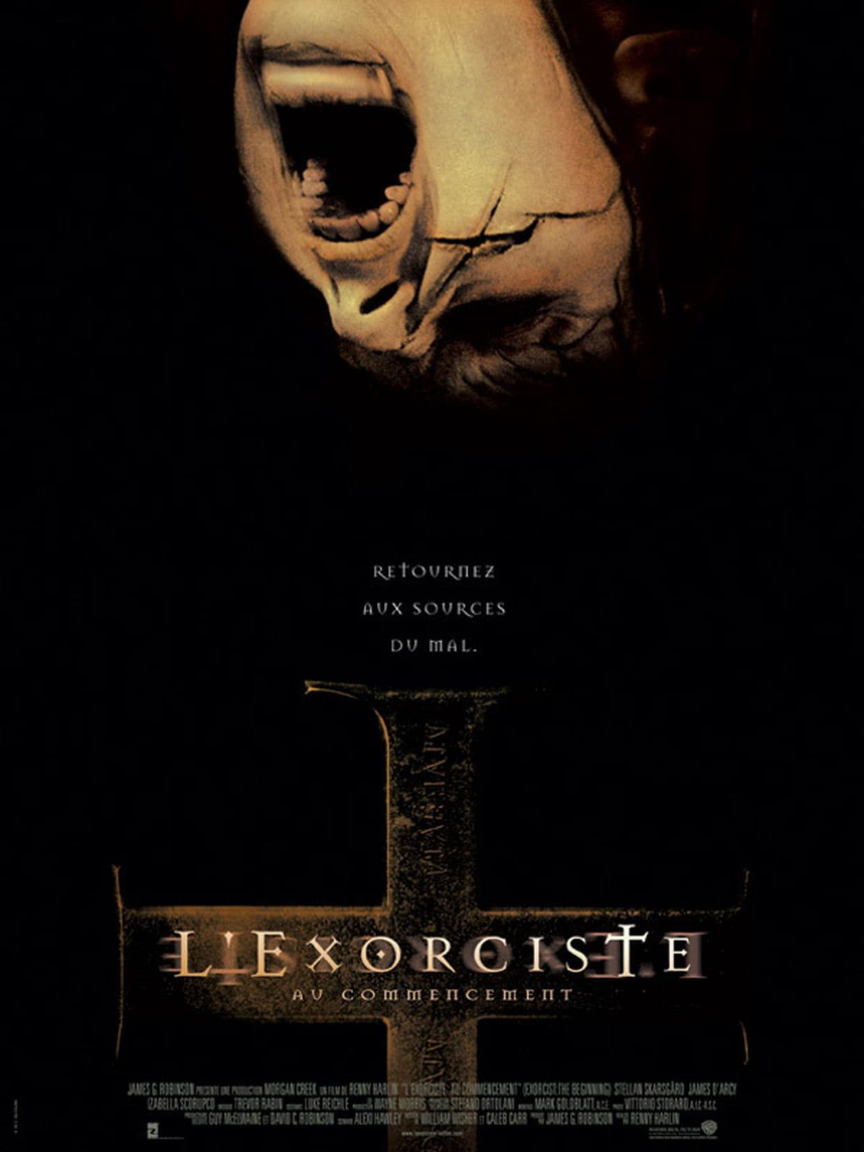 L Exorciste Au Commencement Bande Annonce Du Film Seances Streaming Sortie Avis