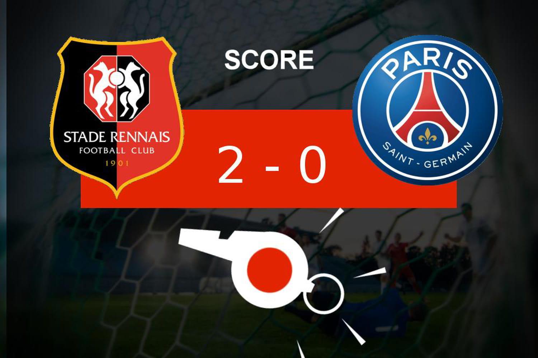 Rennes - PSG: le raté pour le Paris Saint-Germain, ce qu'il faut retenir