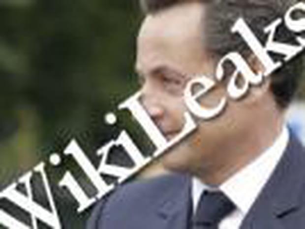 Les révélations de WikiLeaks sur la France et Sarkozy