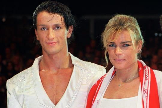 2003: Stéphanie et Adans Lopez Peres