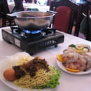 Le Mandarin  - Fondue chinoise excellente -   © deshayes stephane