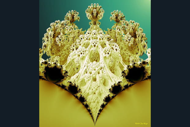 Art fractal