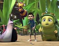Zak et les insectibles : Baptême de l'air