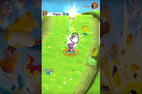 Pokémon Rumble Rush: un nouveau jeu Pokémon mobile annoncé