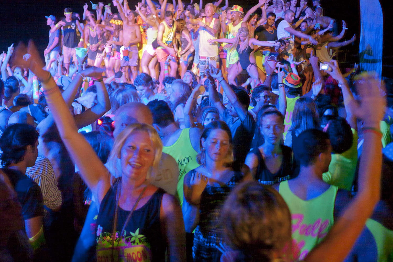 Full Moon Party: lieu en Thaïlande, dates 2020, prix, toutes les infos