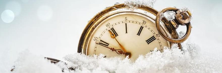 Changement d'heure: voici la vraie date de l'heure d'hiver 2017