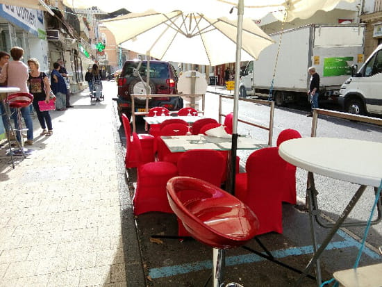 Restaurant : South's Crêpes  - terrasse -   © moi