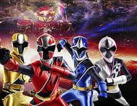 Power Rangers Ninja Steel : Les aventures de Redbot