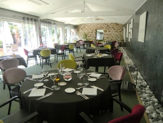 Le Carré d'Alethius  - salle de restaurant -   © samin