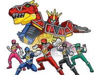 Power Rangers Dino Super Charge : Amies pour la vie