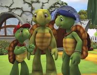 Franklin et ses amis : Franklin découvre un trésor