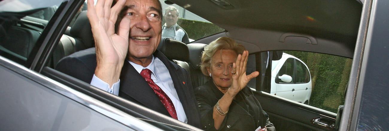 Jacques Chirac, une vie en images