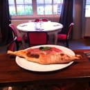 Le K Restaurant Italien  - Notre calzoni classica  -   © le k samois sur seine