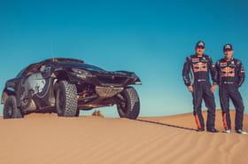 Dakar 2016 : Loeb s'engage avec Peugeot