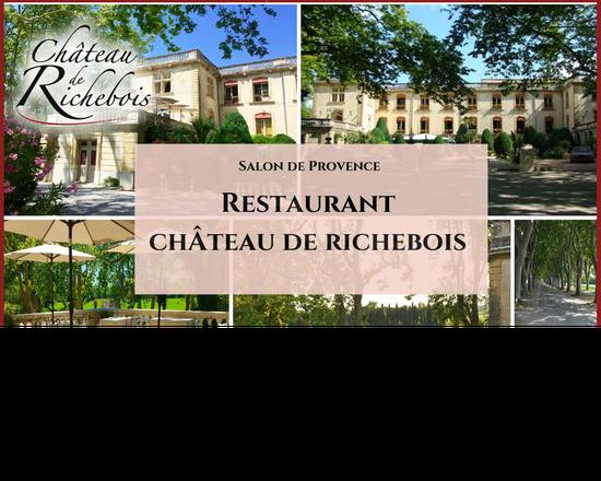 Restaurant : Le Château de Richebois   © Le Château