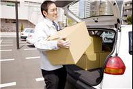 La fiscalité sur une voiture de fonction