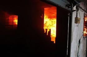 Explosion en Chine (Zhangjiakou): des images impressionnantes
