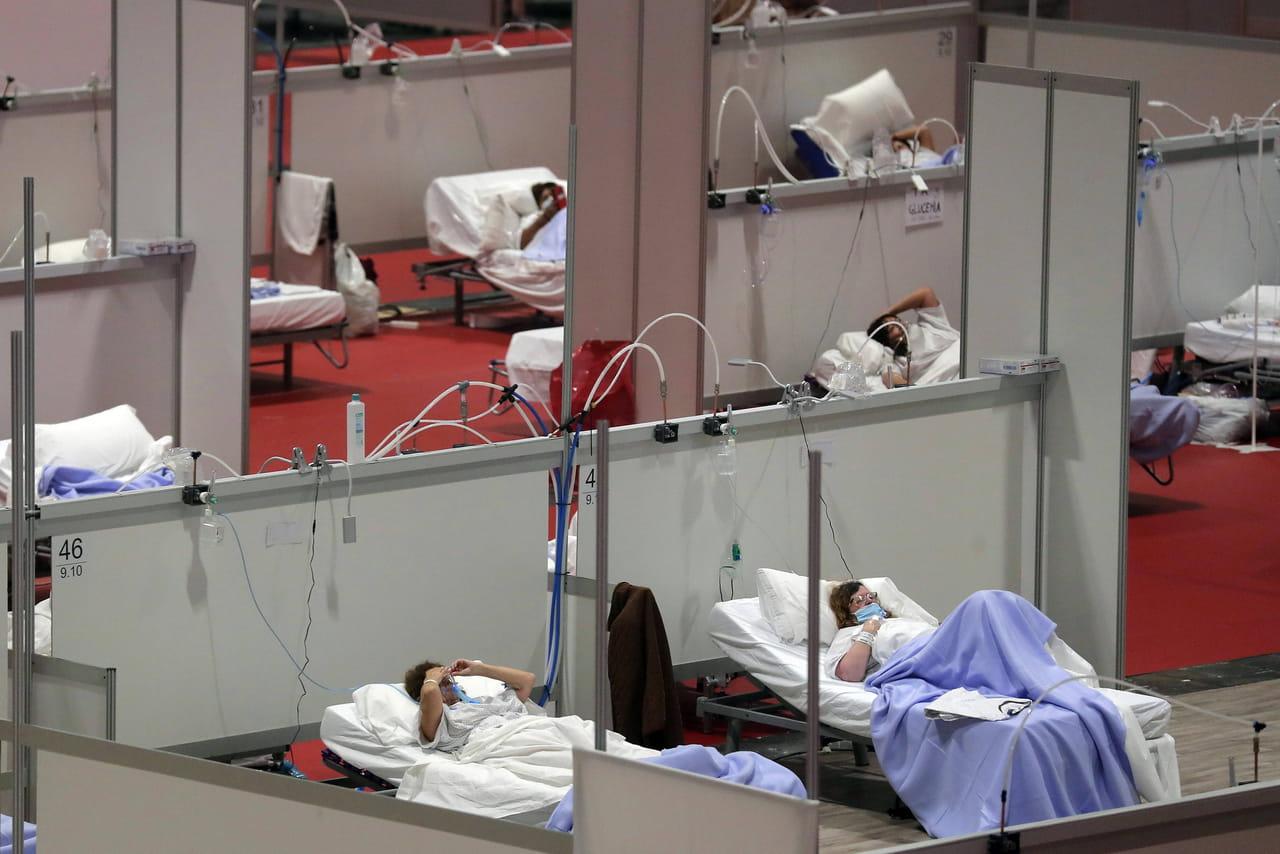 Coronavirus en Italie, Espagne, Chine, USA (CARTE)... Plus d'un million de cas de Covid-19dans le monde