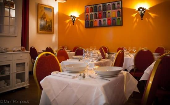 Le Kif-Kif  - La salle principale du restaurant Le Kif-Kif peut être privatisée. -   © Marin Pomperski